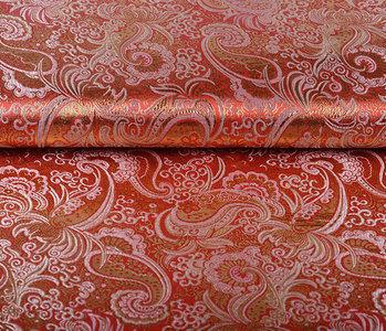 Brocade Whakangaro Red