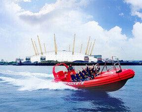 Registratie snelle motorboot