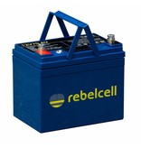 Rebelcell Rebelcell 12V70 AV li-ion accu (836 Wh)