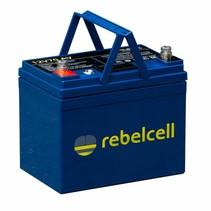 Rebelcell 12V70 AV li-ion accu (836 Wh)