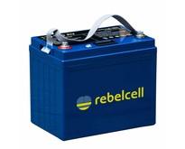 Rebelcell 12V140 AV li-ion accu (1,67 kWh)