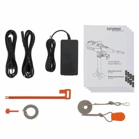Torqeedo Torqeedo Travel 503 elektrische buitenboordmotor 1.5pk