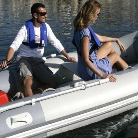 Zodiac Zodiac Cadet 360 Acti-V Fastroller rubberboot