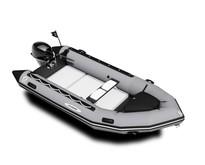 Zodiac Classic MK 2 Alu rubberboot