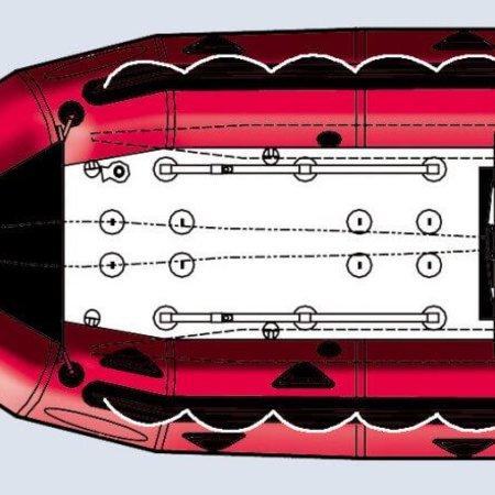 Zodiac Zodiac Futura MK 3 Fastroller