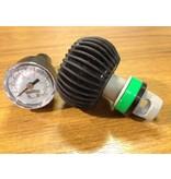 Handmanometer voor rubberboot