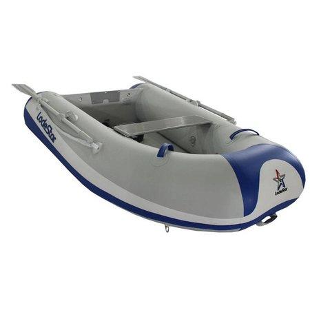Lodestar Lodestar Ultra Light 195 Rubberboot met airdeck
