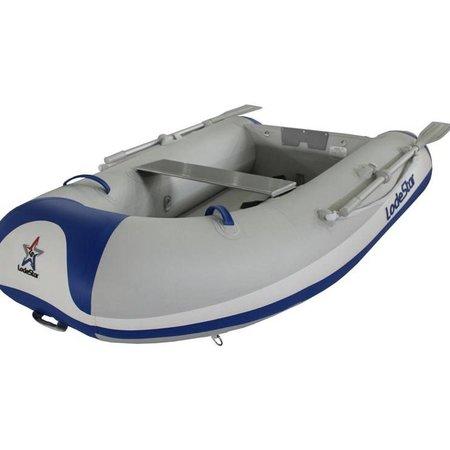 Lodestar Lodestar Ultra Light 220 Rubberboot met airdeck
