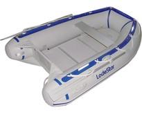 Lodestar NS 250 Rubberboot met kunststof vloerdelen