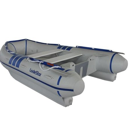 Lodestar Lodestar TriMAX 3D-V 380 Rubberboot met airdeck