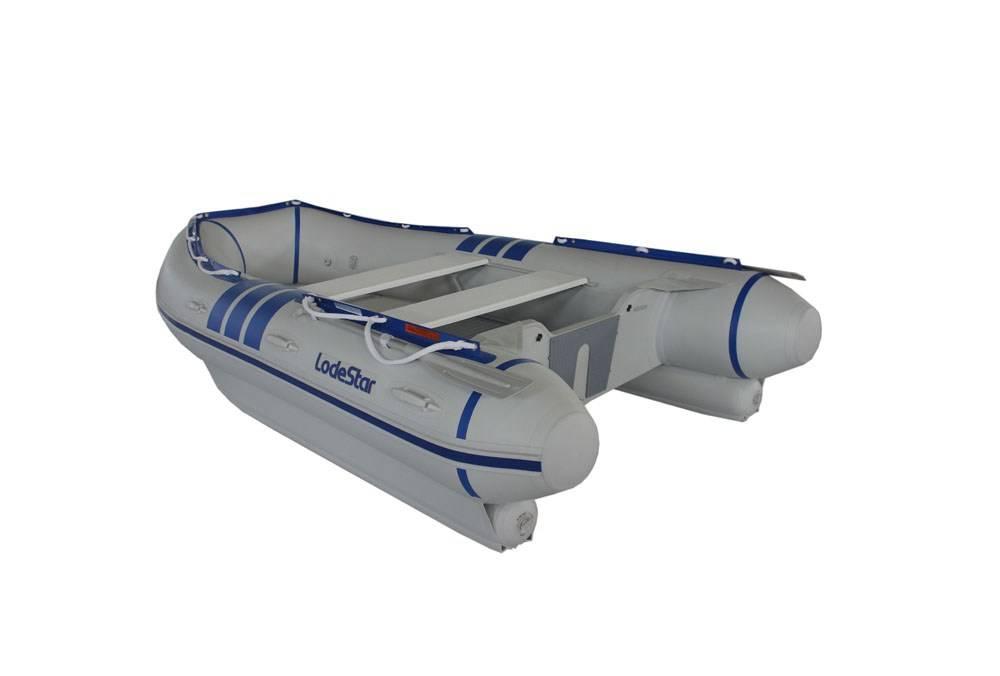 Lodestar Lodestar TriMAX 3D-V 430 Rubberboot met airdeck