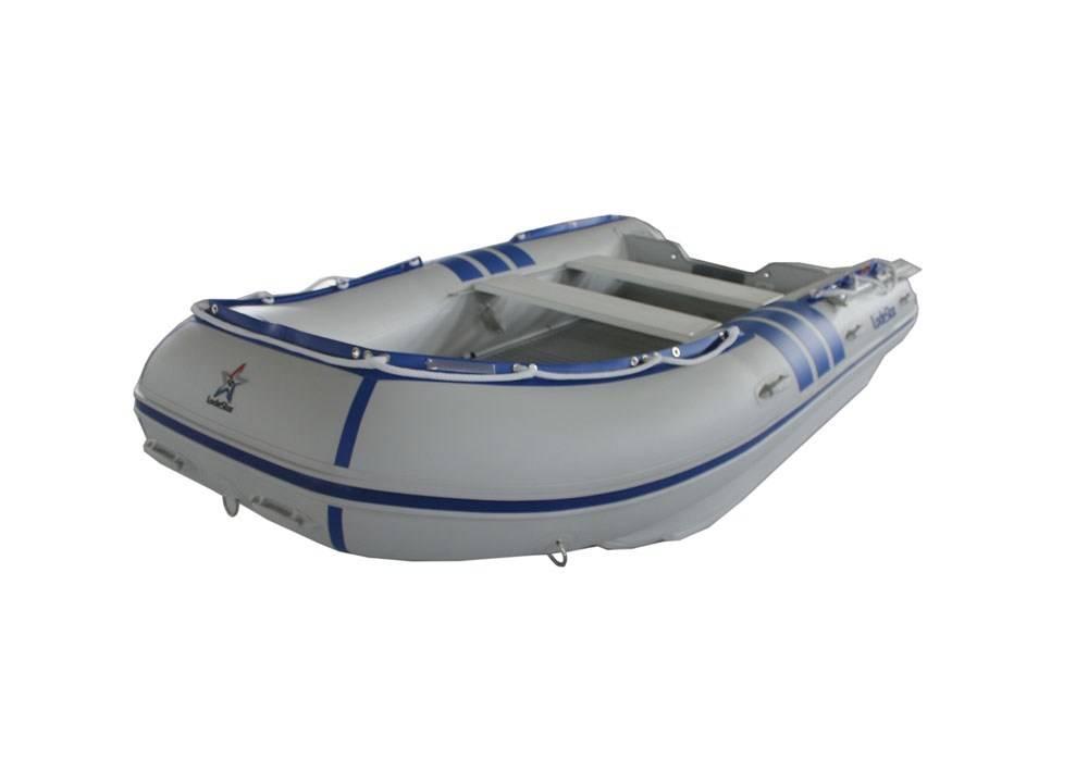 Lodestar Lodestar TriMAX 340 Rubberboot met aluminium vloerdelen