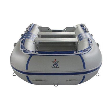 Lodestar Lodestar TriMAX 430 Rubberboot met aluminium vloerdelen
