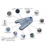 Talamex Talamex Silverline 290 aluminium RIB