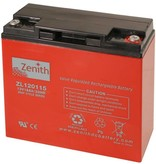 Zenith Zenith AGM Accu 12 volt 18 Ah