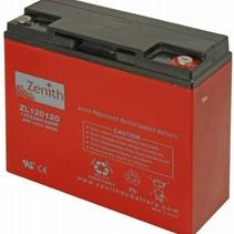 Zenith AGM Accu 12 volt 22 Ah