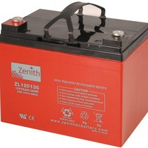 Zenith AGM Accu 12 volt 35 Ah