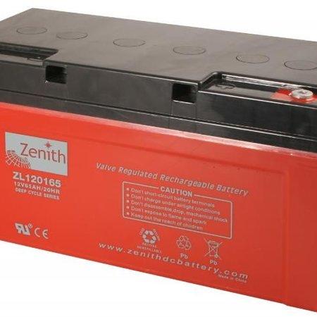 Zenith Zenith AGM Accu 12 volt 65 Ah