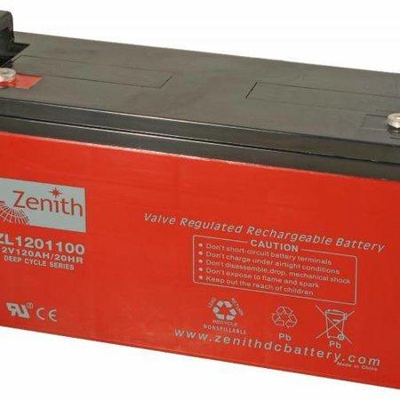 Zenith Zenith AGM Accu 12 volt 120 Ah