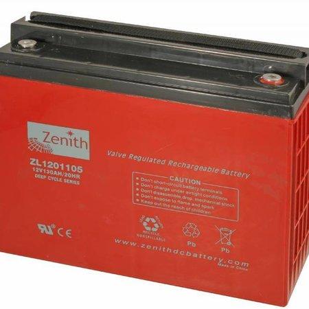 Zenith Zenith AGM Accu 12 volt 135 Ah