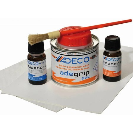 2 componenten PVC lijmset voor rubberboot