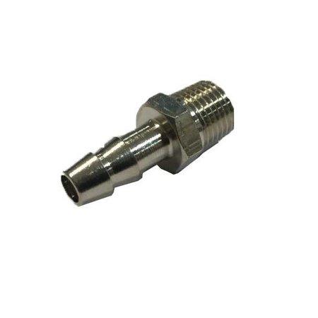 Slangpilaar voor brandstofslang van 8 mm
