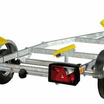 PEGA boottrailer voor RIB 450-470