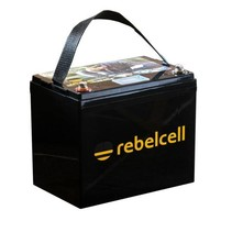 Rebelcell 12V100  li-ion accu (1,29 kWh)