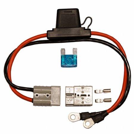 Rebelcell Rebelcell Quick Connect 60A E-Motor (aansluitkabel elektromotor met 60A zekering + extra stekker)
