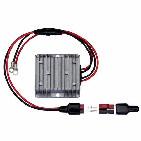 Rebelcell Rebelcell 12V Stabilisator FF (Om 12V Fishfinders met max 16V inputvoltage te gebruiken met de 12V25 / 12V50 / 12V100 Angling li-ion accu)