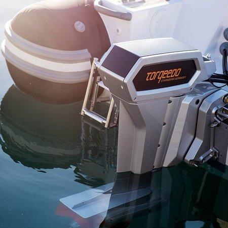 Torqeedo Torqeedo Cruise 10.0 R Elektrische Buitenboordmotor