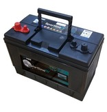 Talamex Talamex TM 58 Fluistermotor complete set met 105Ah accu, accubak en acculader