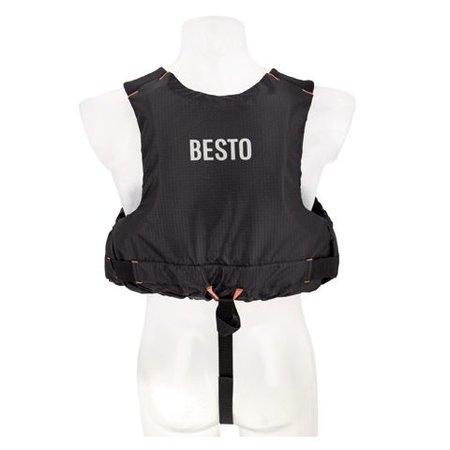 Besto Besto Sailor All Black/Orange 50N