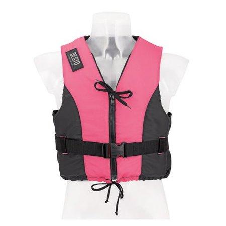 Besto Besto Dinghy Zipper Pink/Black 50N