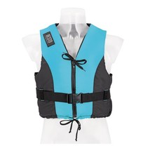 Besto Dinghy Zipper Aqua/Black 50N