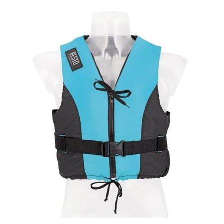 Besto Besto Dinghy Zipper Aqua/Black 50N