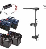 Haswing Haswing Protruar 2 PK complete set met 2 accu's, accubakken en acculader