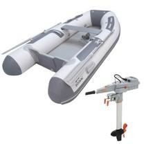 Zodiac Cadet 350 Aero rubberboot met Airdeck - Complete set met Torqeedo Travel 1003C