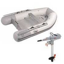Zodiac Cadet 325 Acti-V Fastroller rubberboot - Complete set met Torqeedo Travel 1003C