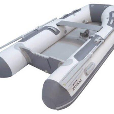 Zodiac Cadet 310 Aero rubberboot met Airdeck - Complete set met Mercury 6pk