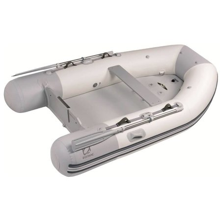 Zodiac Cadet 285 Acti-V Fastroller rubberboot - Complete set met Mercury 6pk