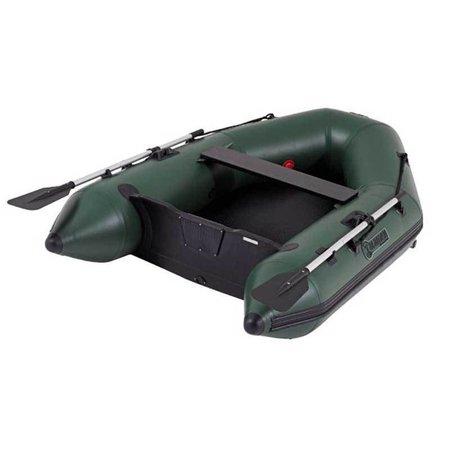 Talamex Greenline 250 rubberboot met airdeck - Complete set met Talamex 40 LBS fluistermotor