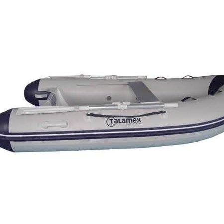 Talamex comfortline 300 rubberboot met aluminium vloerdelen - Complete set met Mercury 6pk