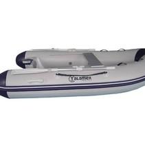 Talamex Comfortline 250 rubberboot met aluminium vloerdelen - Complete set met Mercury 4pk
