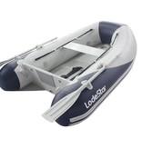 Lodestar NSA 230 Rubberboot met airdeck - Complete set met Minn Kota 30 LBS