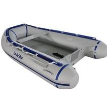 Lodestar NSA 300 Rubberboot - Complete set met Mercury 6pk