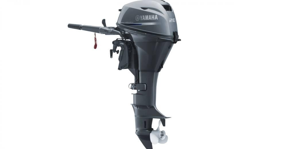 Yamaha Yamaha 20 PK 4-takt injectie buitenboordmotor