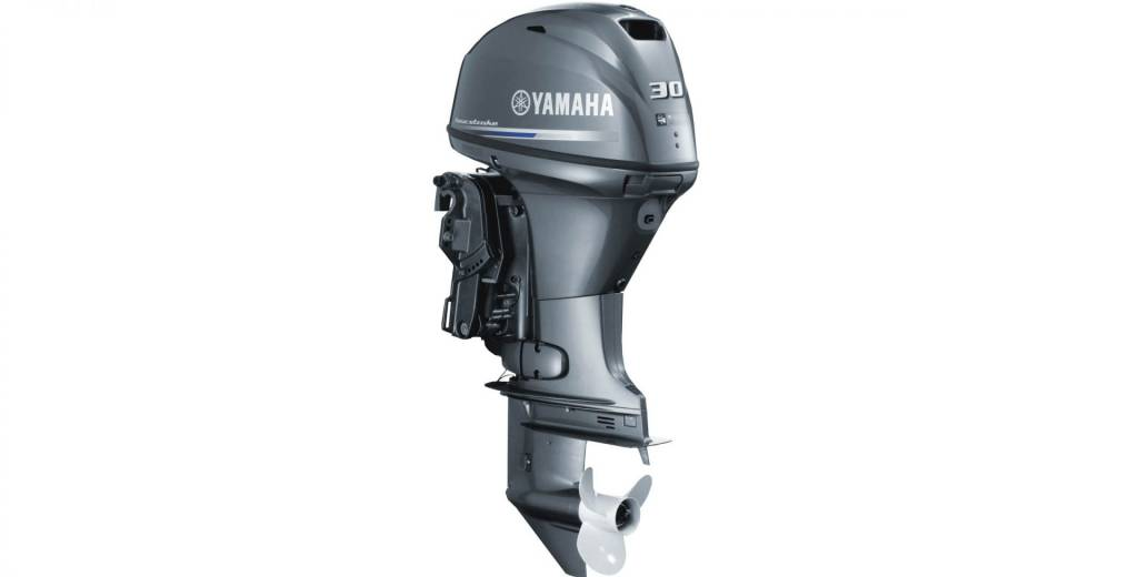 Yamaha Yamaha 30 PK 4-takt injectie buitenboordmotor