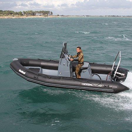 Bombard Bombard Explorer 550 RIB