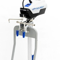 ePropulsion Spirit 1.0 R elektrische buitenboordmotor afstandbediening